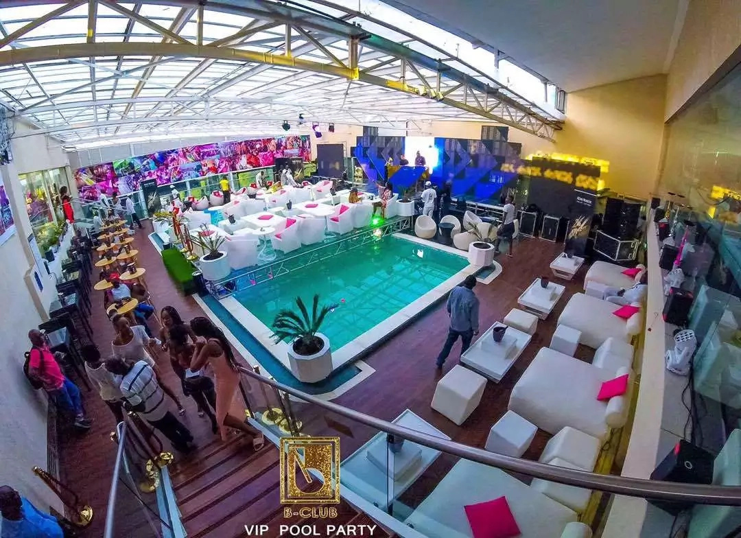 8 JUICY PHOTOS of where Nairobi's wealthiest men PARTY as the rest FIGHT FOR CHEAP UNGA