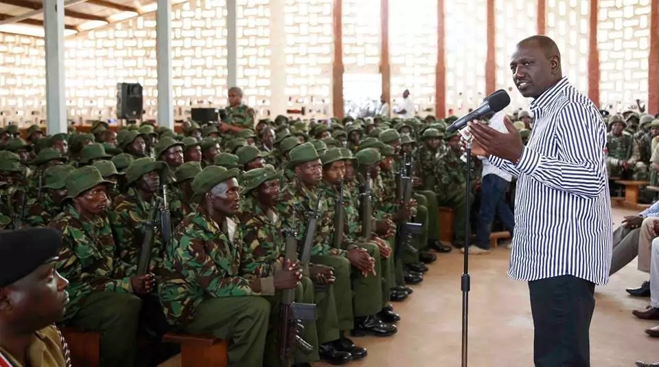 MPs threaten to arm residents, issue warning to Uhuru