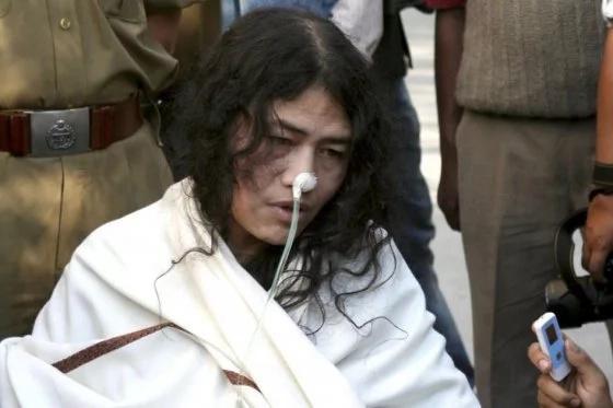 ¡Insólito! Mujer pone fin a huelga de hambre tras 16 años