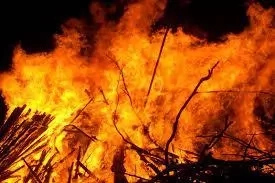 Tout sets parents' house on fire for warning him against marrying many wives