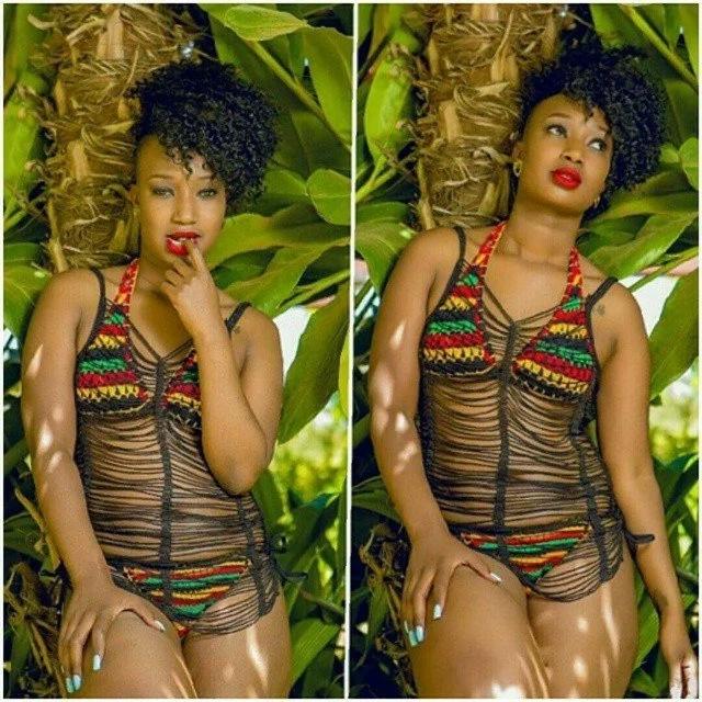 Picha hizi zinadhihisha kuwa Talia Oyanndo ndiye mwanamke mrembo zaidi nchini Kenya