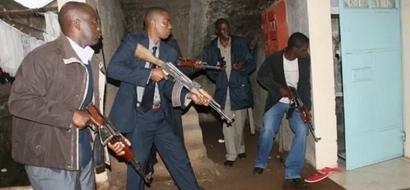 Hofu yatanda baada ya mlinzi wa gavana wa ODM kunusurika kifo