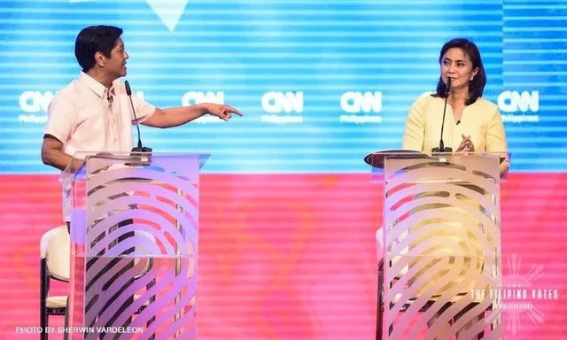 "Marcos insinuates cheating, Robredo backfires: ""Do not insult the people"""