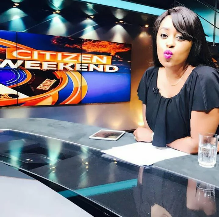 3 times Citizen TV's Lilian Muli has hidden her knuckles from her fans, did she bleach?