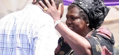 7 BEAUTIFUL photos of Uhuru's 85-year-old mum that prove age is just a number