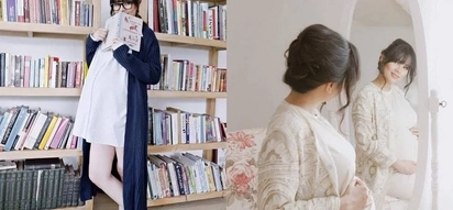 Blooming si misis! Neri Naig-Miranda embraces pregnancy with captivating maternity shoot