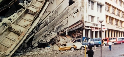 LOOK! Baguio City commemorates 1990 deadly quake