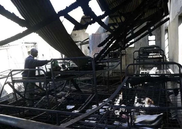 Malindi high school latest incident of school fires