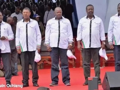Kando na kuwa gavana, Isaac Ruto aeleza atakavyoshirikiana na Raila