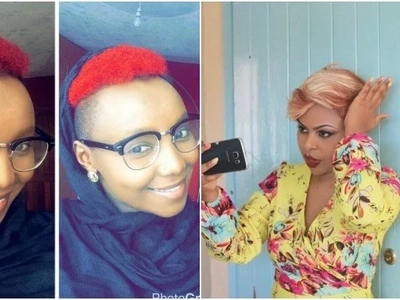 Wow! After mother-in law actress, gospel singer Size 8 also undergoes a SUPERB transformation