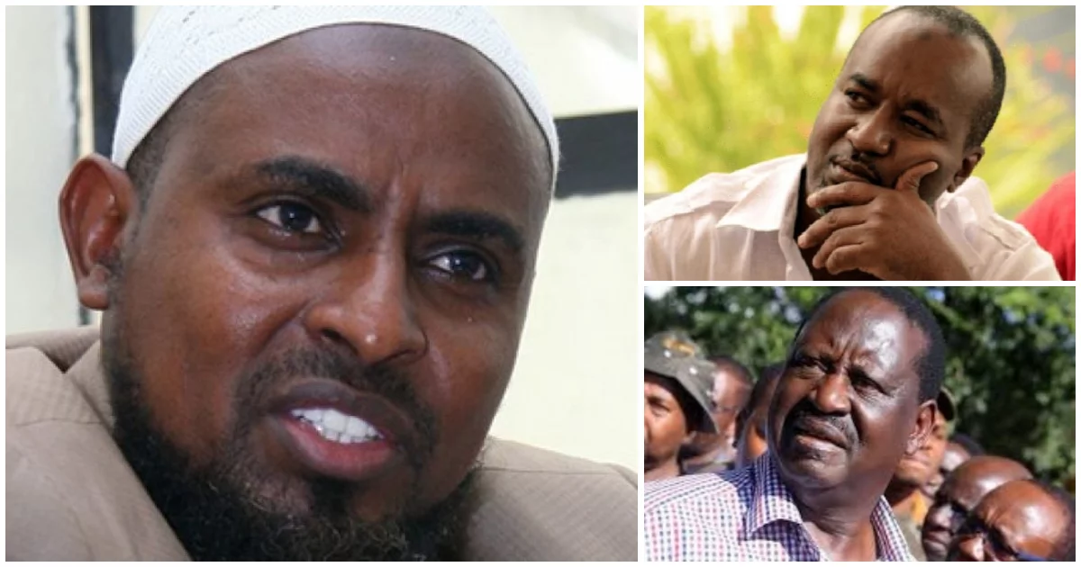 Abduba Dida attacks ODM leaders