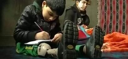 Niño de 6 años fue rechazado de todas las escuelas por tener discapacidad