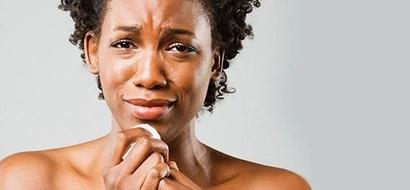 INASIKITISHA: Jamaa amkata mkewe sikio kwa kuongea na wanaume (picha)
