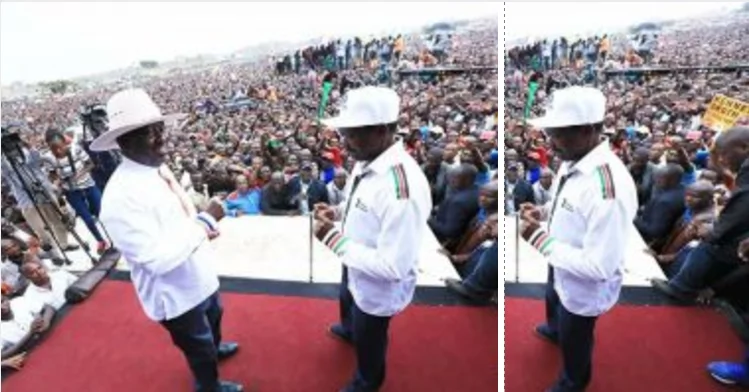'RUBBISH' - Raila Odinga launches verbal attack on politician who once opposed his daughter