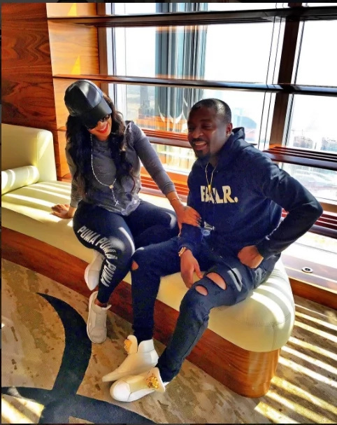Vera Sidika and her bae slay in these expensive photos