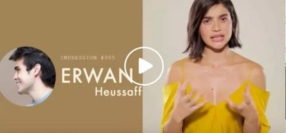 Watch Anne Curtis impersonate Erwan Heussaff, Georgina Wilson, Nico Bolzico etc. in this hilarious clip