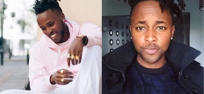 You have to give my mum a Ferrari before I marry you - Singer Kagwe Mungai tells future wife