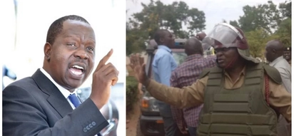 Matiang'i issues stern warning to leaders interfering with transfer of school principals