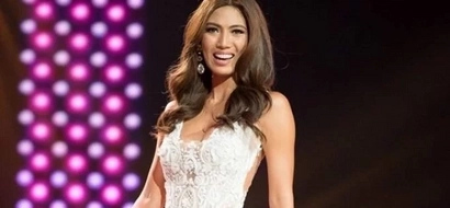 Galing ng Pilipina! Pambato ng Pilipinas sa Miss Grand International nanalong first runner-up