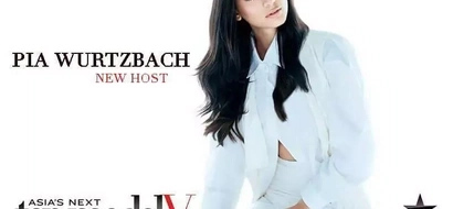 Miss Universe 2015 Pia Wurtzbach is going to be the host of Asia's Next Top Model next season!