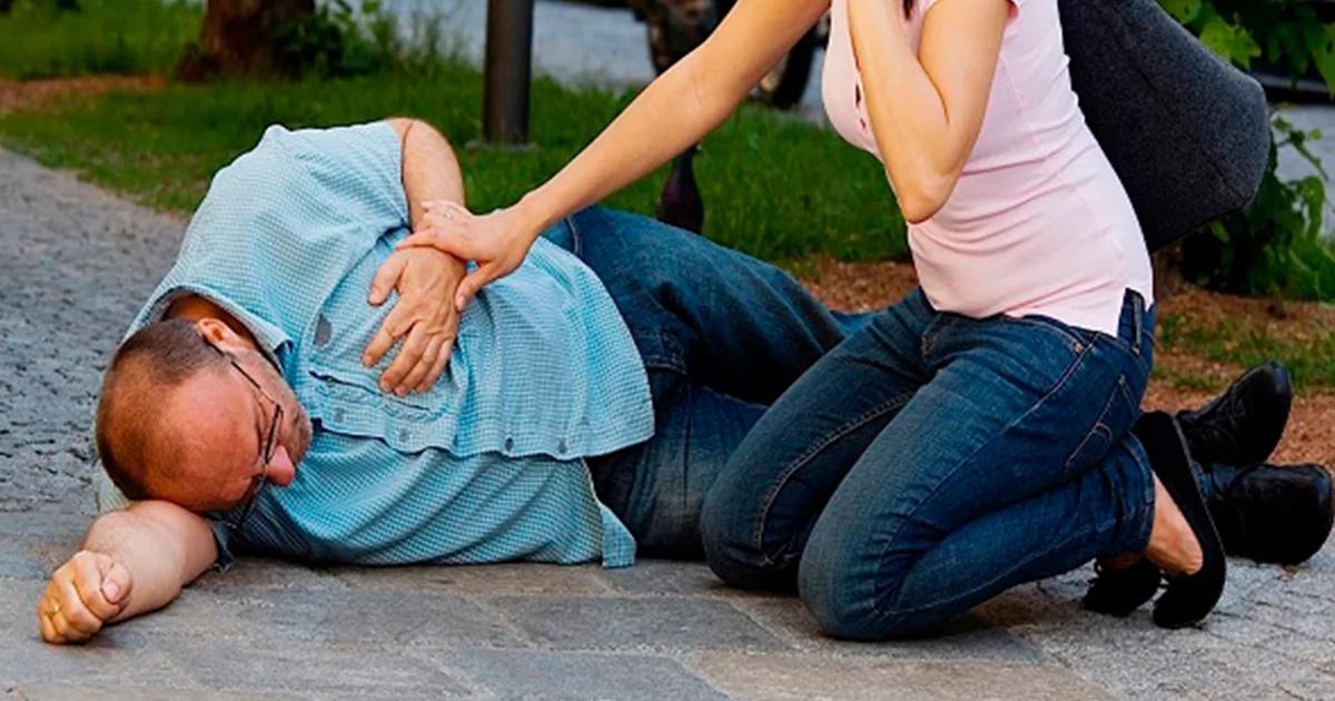 Ein Monat vor einem Herzinfarkt - Ihr Körper wird Sie Achtung - Hier sind 6 Symptome