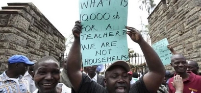 Just Wait! Teachers Told As Salary Increase Is Delayed