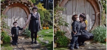 Man with dwarfism, 32, finds love of his life and ties the knot thanks to tattoo
