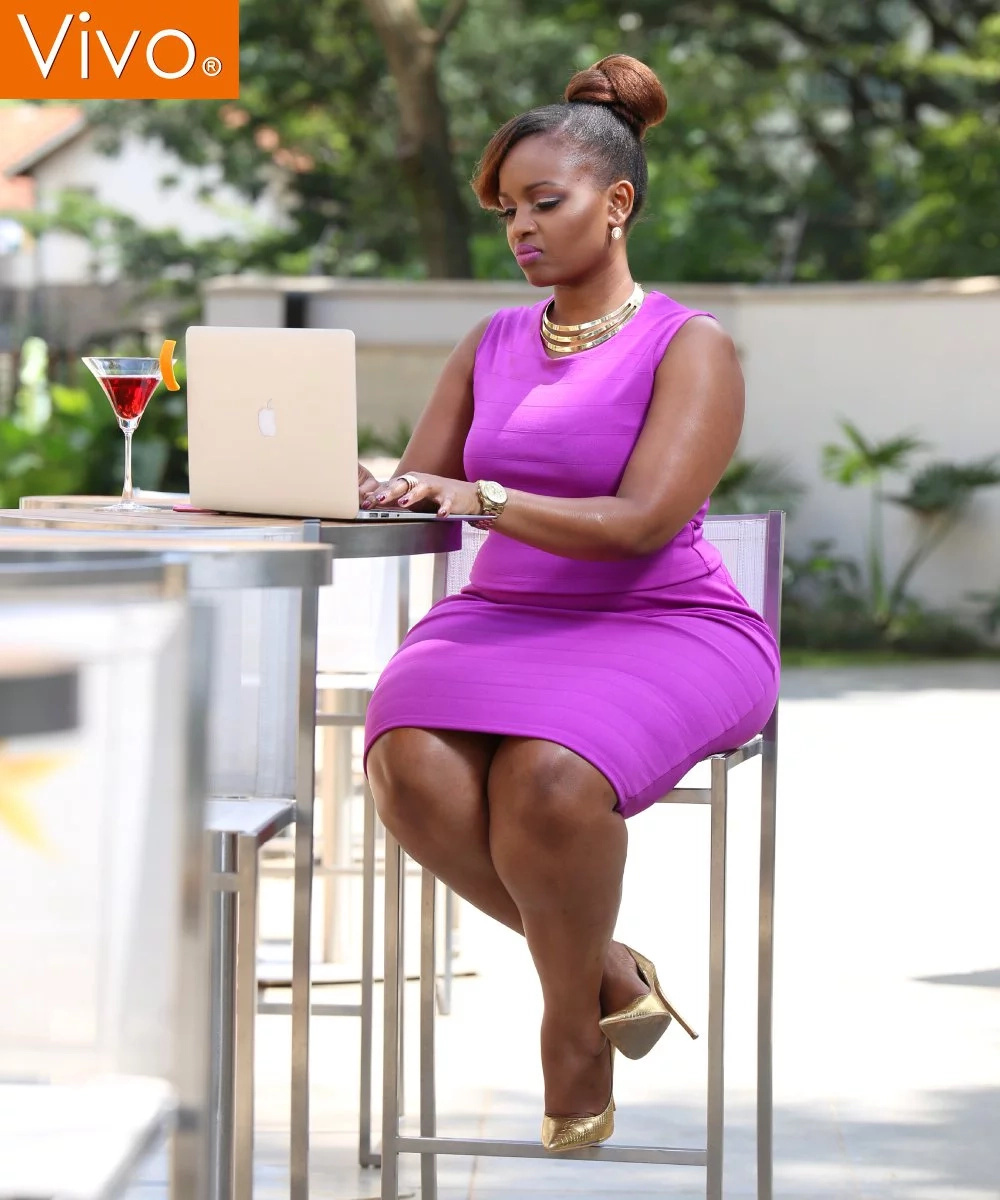 Popular blogger embarrasses Grace Msalame for being Naive