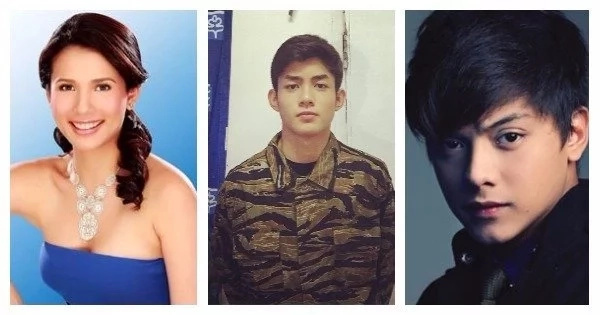 Pinoy celebrities who are sharing the same bloodline. Here is a run-down of Filipino celebrities who are related by blood.