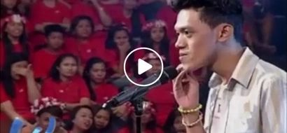 This 'Wowowin' contestant's inspiring spoken word poetry about being bullied because of his pointed chin just boosted everyone's self confidence