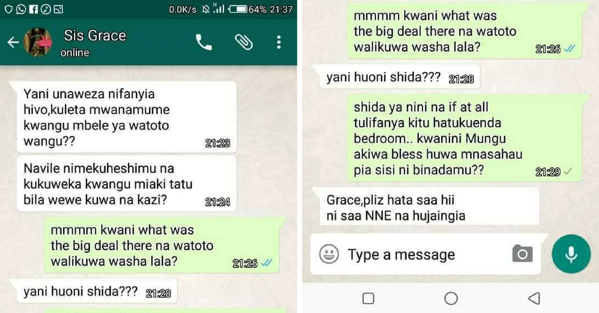 step sisters in ugly whatsapp fight