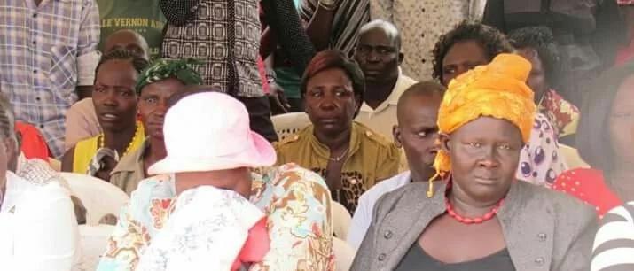 HEAVY security as slain Baringo politicians are buried