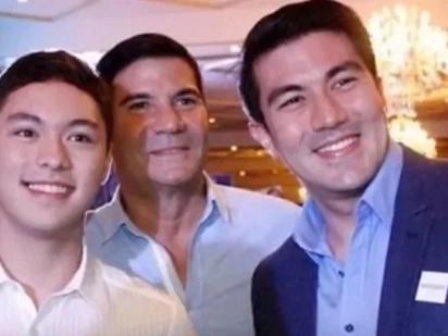 Mas gwapo pa kay Luis Manzano? His half-brother Ryan Christian Recto is all grown up!