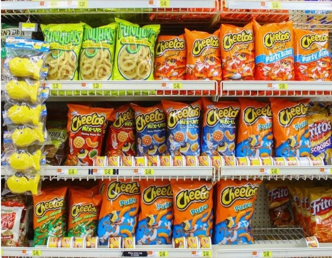 BEWARE: These 5 Children's Snacks Can Cause Cancer In Your Baby