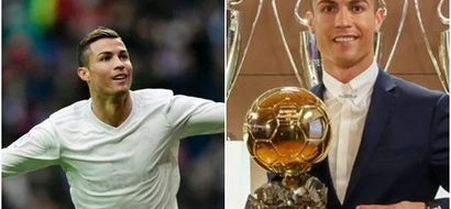 5 UNBELIEVABLE records that ultimately won Ronaldo the Ballon d'Or