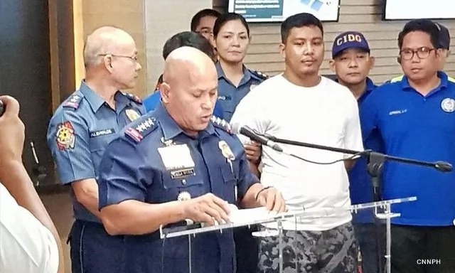 Suspect in Grab driver slay gets arrested in Pasay City