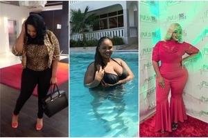 Neomi Ng'ang'a suffers terrible wardrobe malfunction and Kenyans are RUTHLESS (PHOTO)