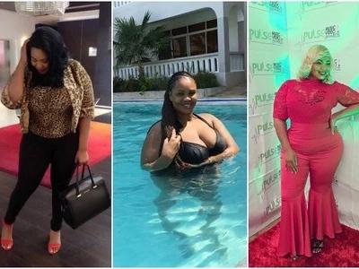 Kenyans mercilessly troll plus size model Neomi N'gan'ga for dressing like this (PHOTO)