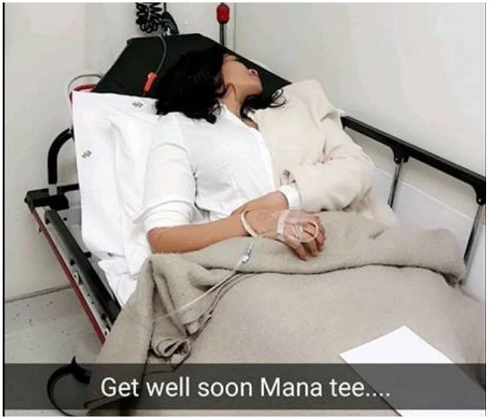 Zari Hassan hospitalised after her mother was rushed in for heart failure