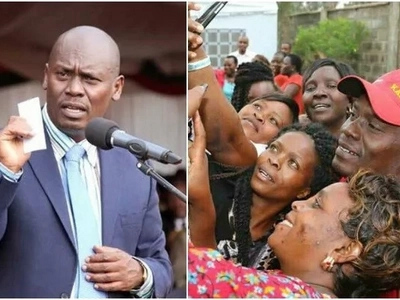 Kabogo speaks after BAD claims of insulting women emerged