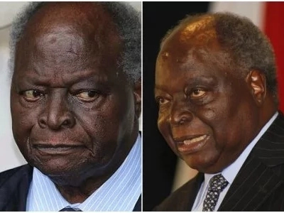 Kibaki's rumoured 'wife' finally reveals details on his health