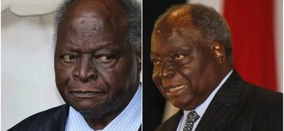 Former President Mwai Kibaki finally speaks on his declining health