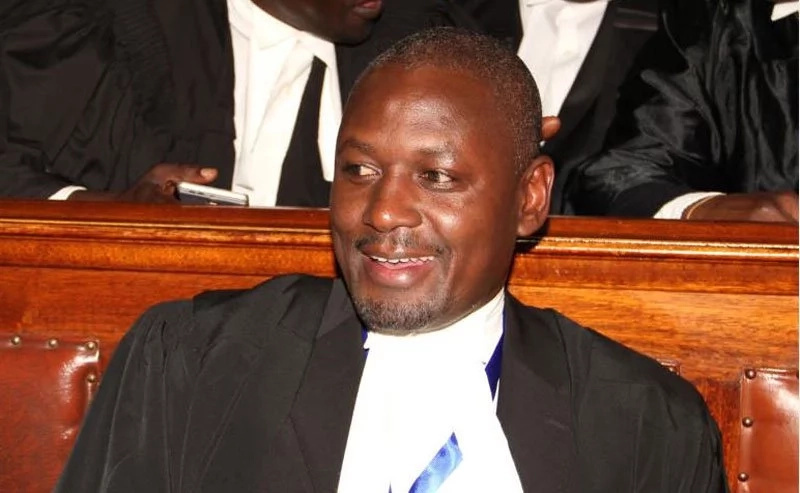 How Raila Odinga's lawyer used to shine in High School