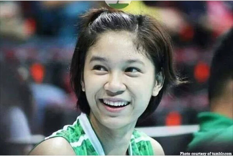 10 volleyball beauties of UAAP season 78