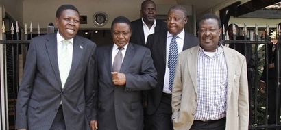 Western Kenya Leaders Form New Political Party