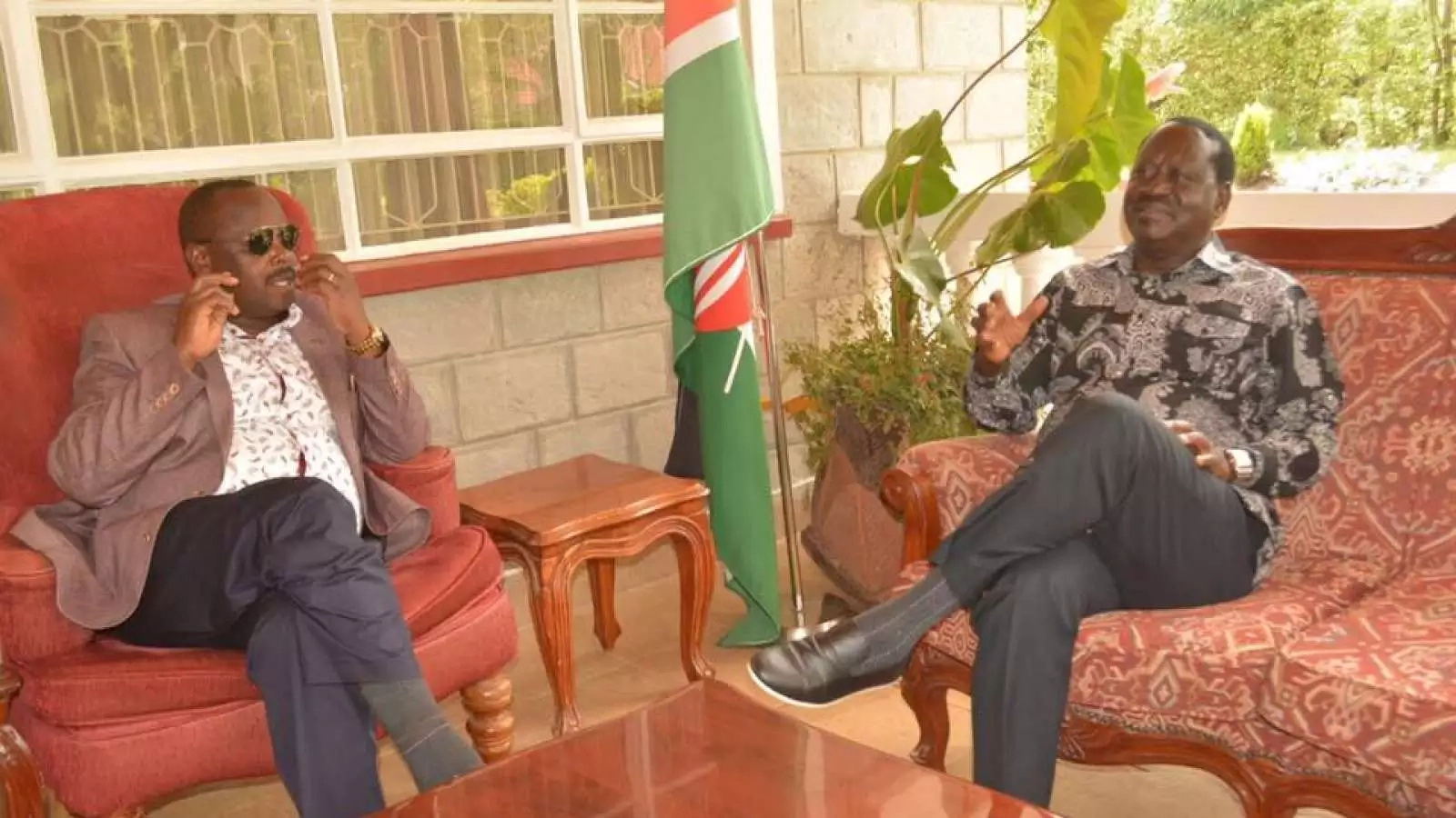 NASA leaders invite Ruto to retreat where they will pick flag bearer