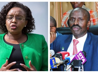 Wilson Sossion to lose his position of KNUT Secretary General as Govt shakes up trade unions