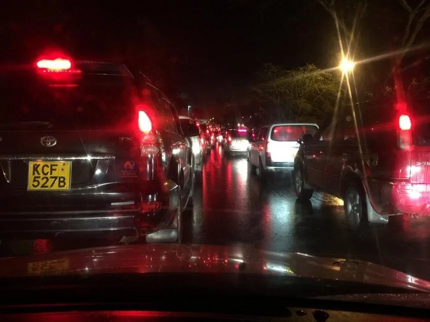 Police issue warning on Mombasa road for this frustrating reason