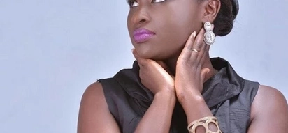 Gospel singer Mercy Masika moved by street child who sang her Mwema song (video)