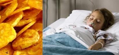 ¡ADVERTENCIA! ¡Niña de 2 años murió luego de comer esta popular golosina!